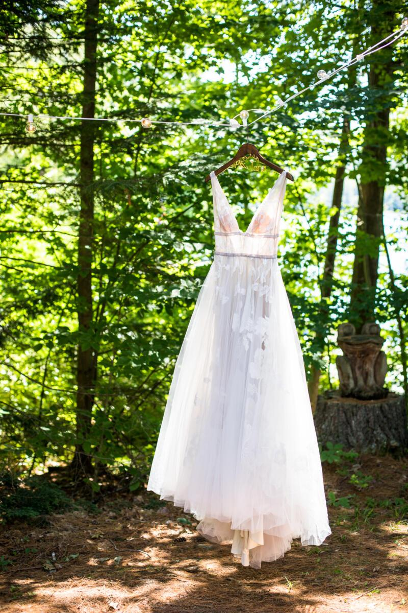 Madison and Dylan's Wedding in Newbury, Vermont