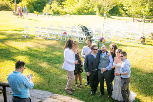 Vermont Wedding at Ohana Camp