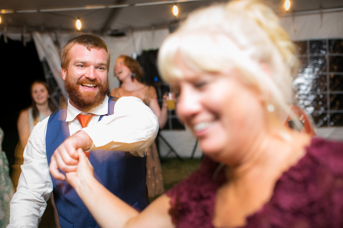 Vermont Wedding at The Old Lantern: Tabitha and James